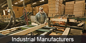 Industrial Manufacturers Trio