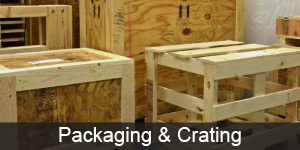 Packaging & Crating Trio